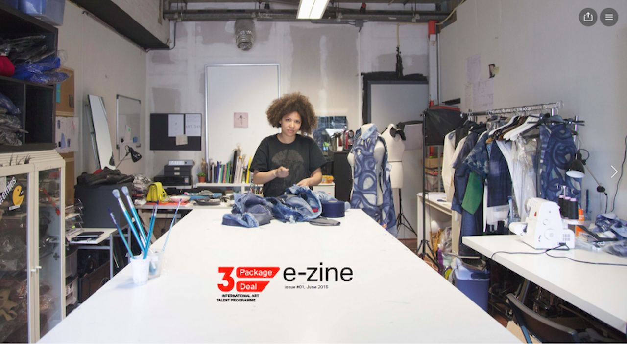 Eerste e-zine over talenten 3Package Deal